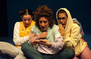 Obra de teatre infantil Les croquetes oblidades