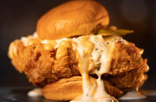 Chix Hot Chicken Slider
