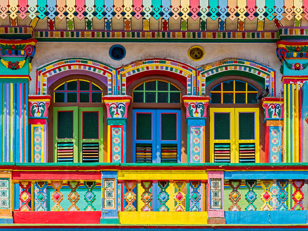 Little India in Singapore