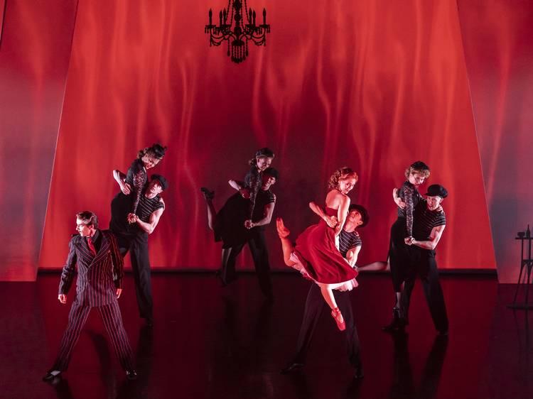 映画館で楽しむ珠玉のバレエ作品
