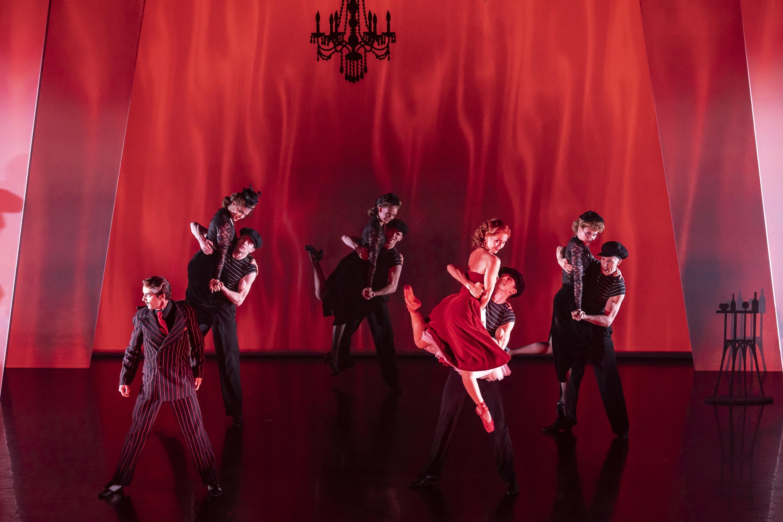 『マシュー・ボーン IN CINEMA/赤い靴』