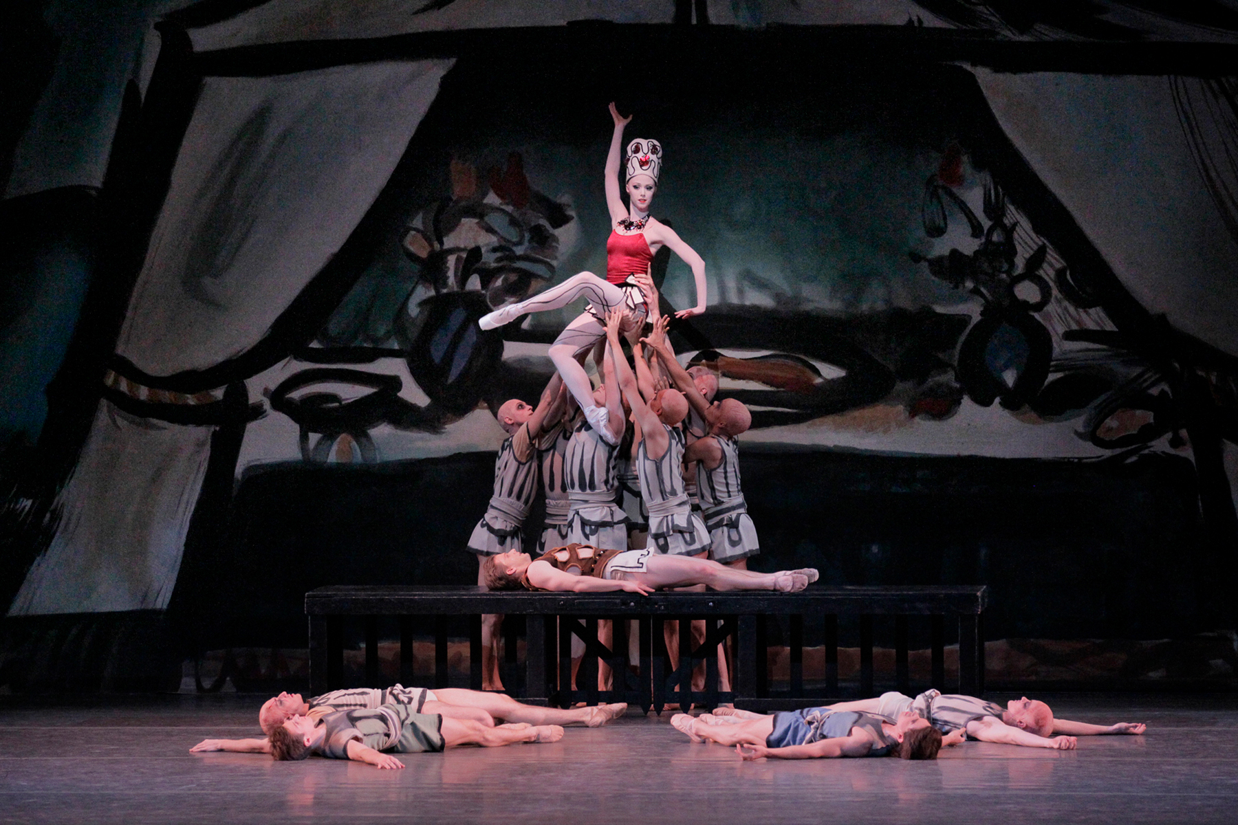 The prodigal son george Balanchine nyc ballet