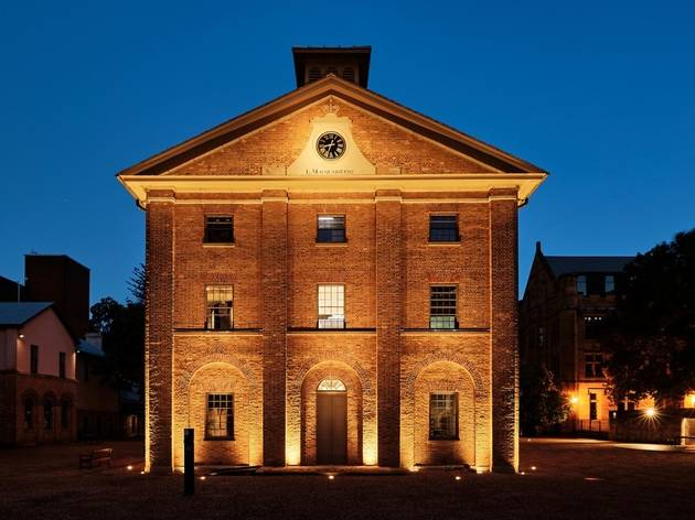 After Dark at the Hyde Park Barracks