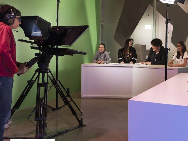 DreamCity TV producers (Photograph: Supplied)
