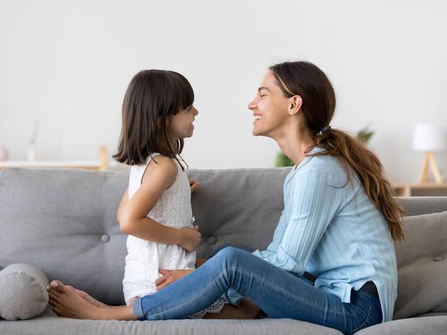 Amor chiquito: cómo fomentar amor propio en un niño