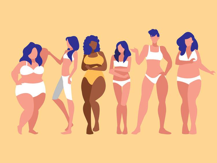 Sé menos estricta con tu cuerpo