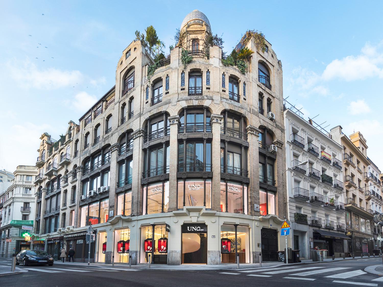 UNOde50 flagship Madrid
