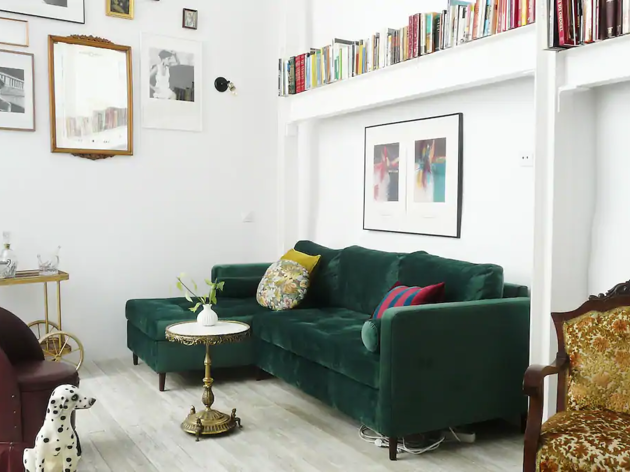 Airbnb, casa con encanto cerca de Madrid