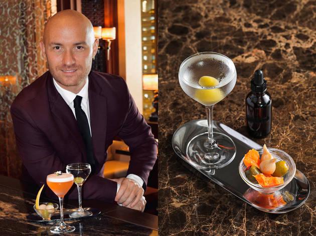 Lorenzo Antinori - Beverage Manager, Caprice, Four Seasons Hotel Hong Kong