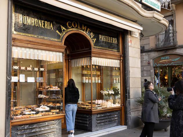 Bombonería Pastelería La Colmena