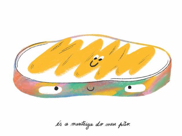 Ilustração de Matilde Horta