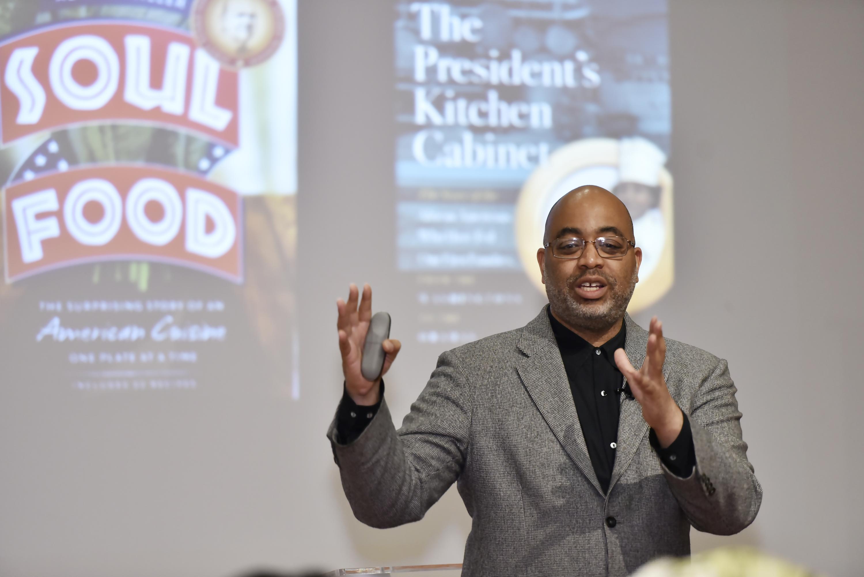 Adrian Miller, The Soul Food Scholar
