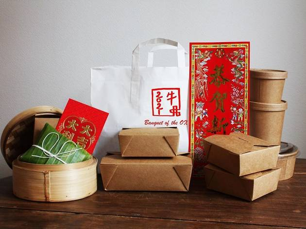 Le Banquet of the OX (aka BOX)