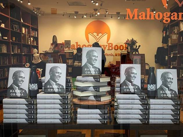 MahoganyBooks in Washington DC