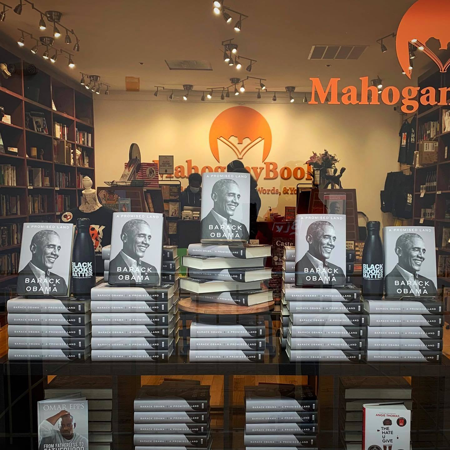 MahoganyBooks in Washington DC