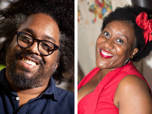 Colleen Vincent and Clay Williams, Black Food Folks