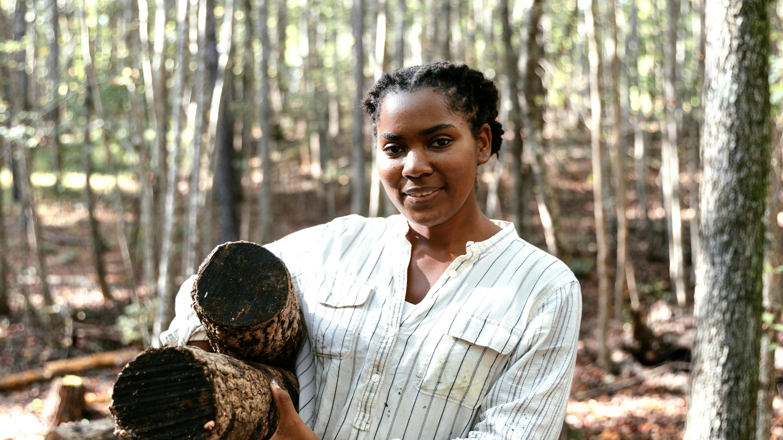 Olivia Watkins, Black Farmer Fund and Oliver's Agroforest