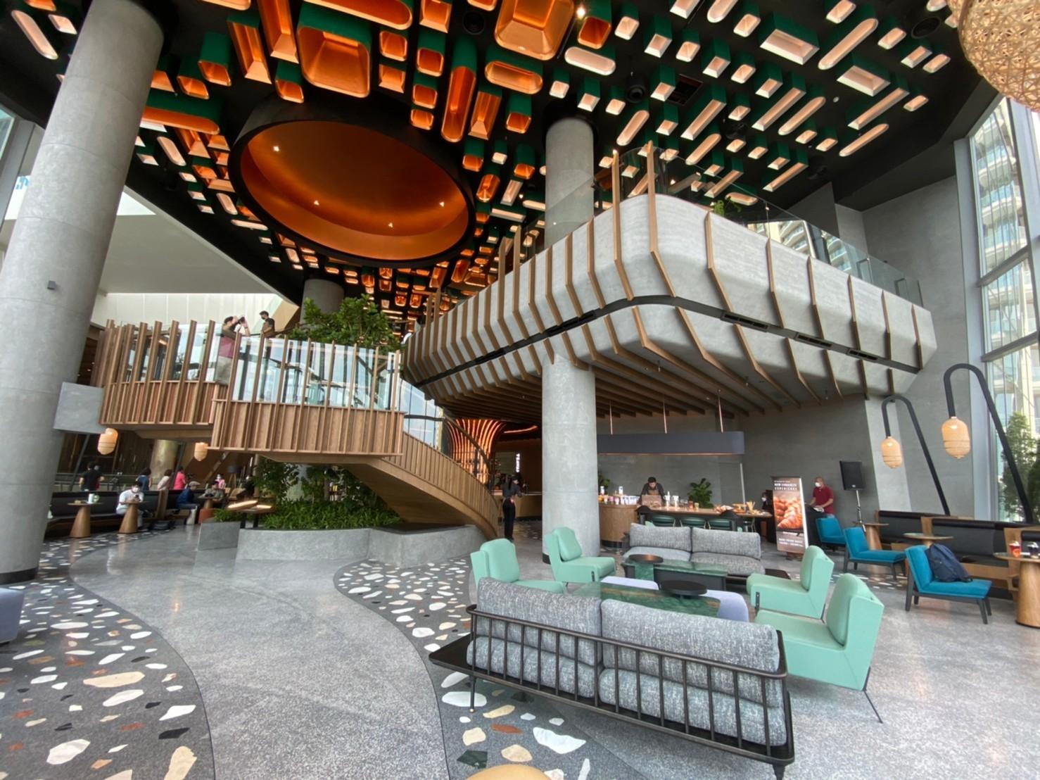 Starbucks Reserve Chao Phraya Riverfront