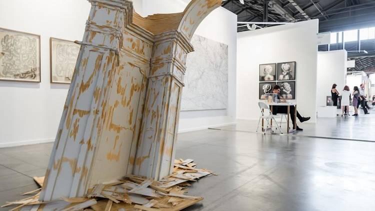 Estampa. Feria de Arte Contemporáneo