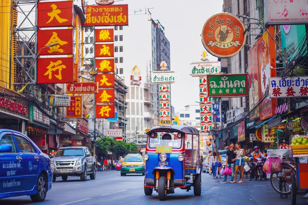 Bangkok in Chinatown
