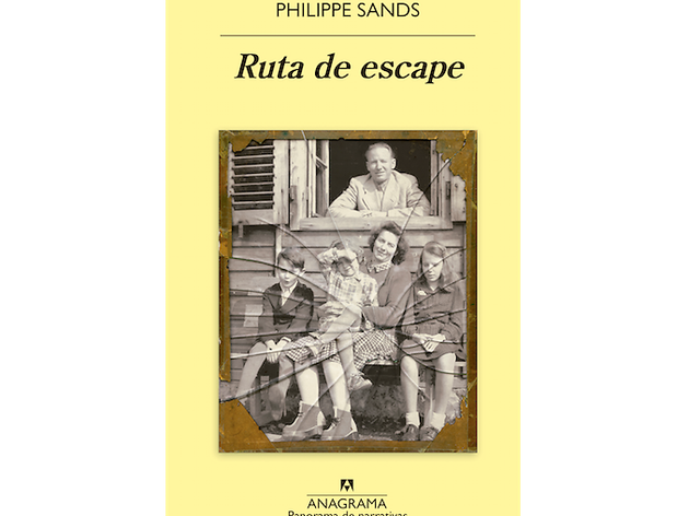 'Ruta de escape', de Philippe Sands