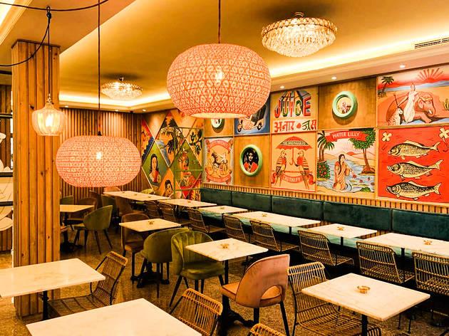 Restaurante, Cozinha Indiana, Chutnify Cascais
