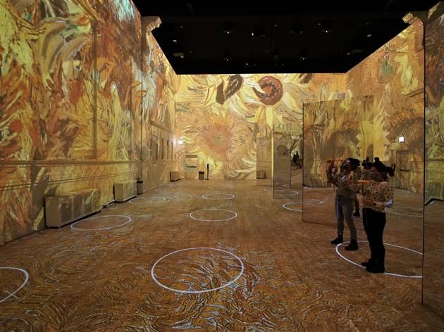 Immersive Van Gogh