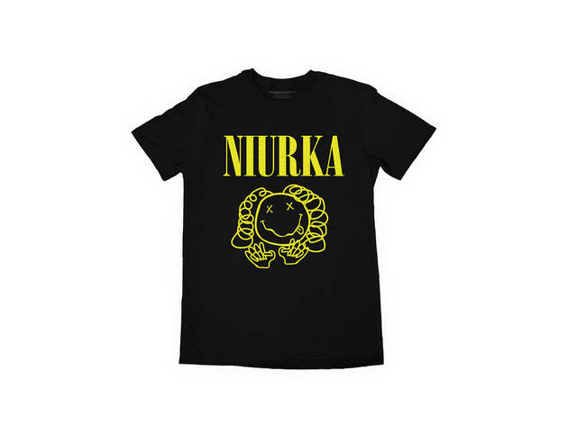 Playeras de Niurka