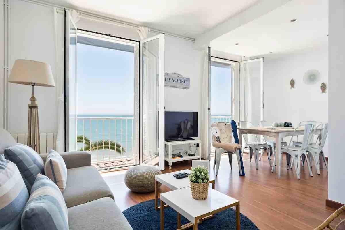 Casa Sitges Airbnb