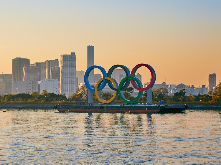 [May 24] Olympic organisers and the Japanese government are considering allowing local spectators