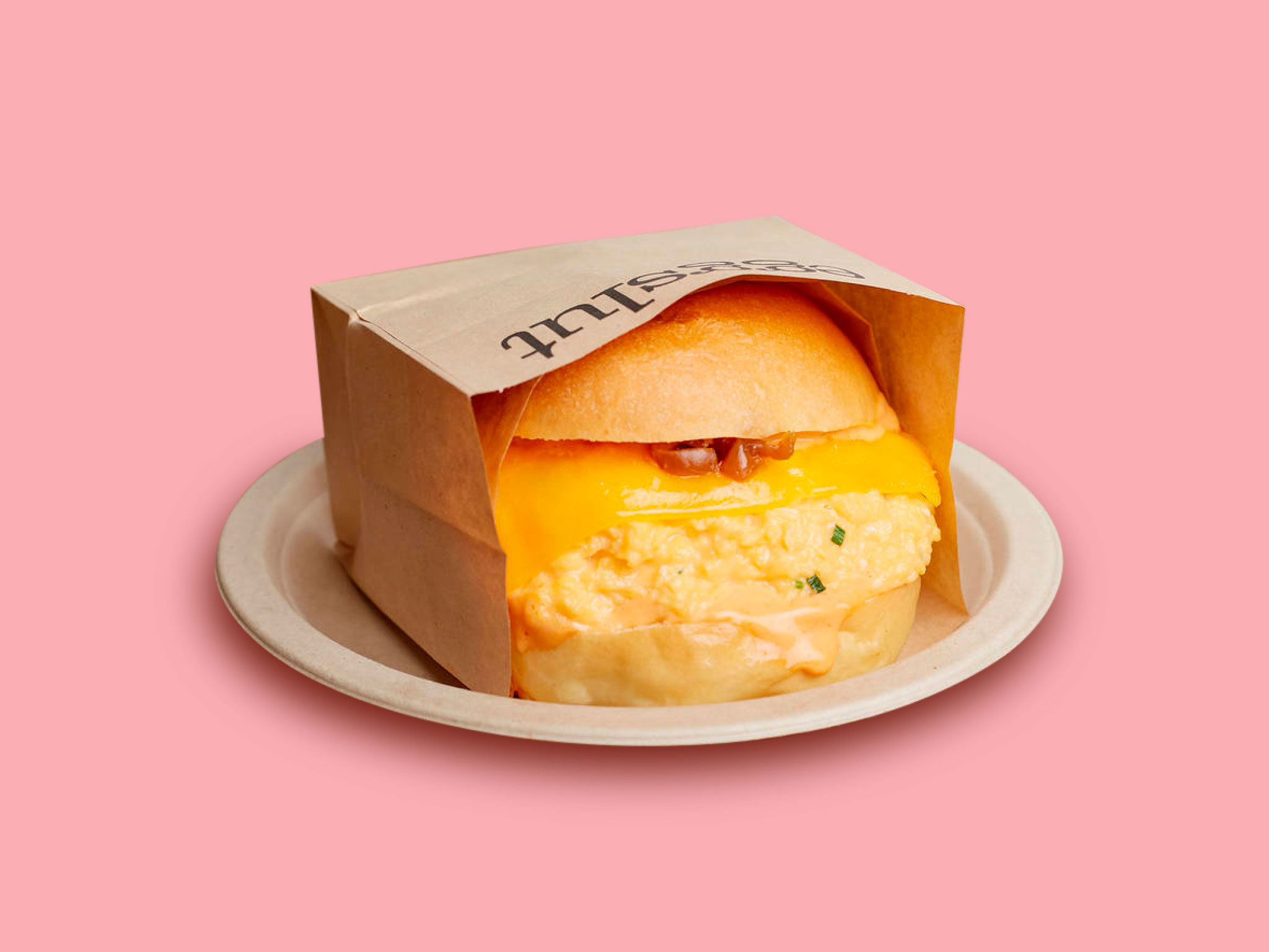 How to make Eggslut's Fairfax egg sandwich