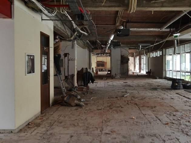 A Biblioteca Pública Municipal de Vila Nova de Gaia já está em obras