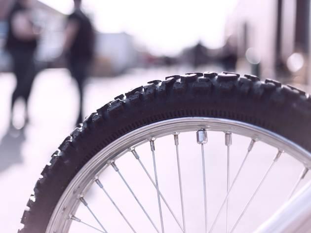 pneu de bicicleta