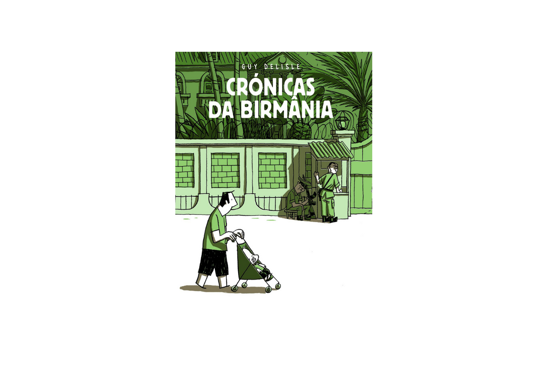 Crónicas da Birmânia