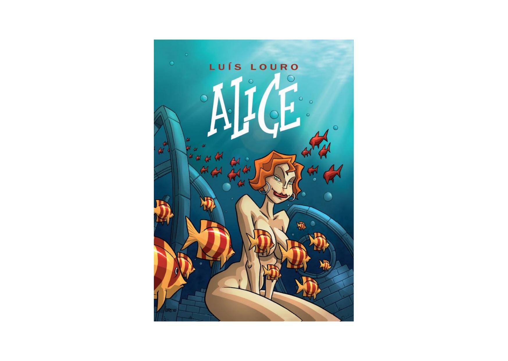 Alice: Na cidade das Maravilhas