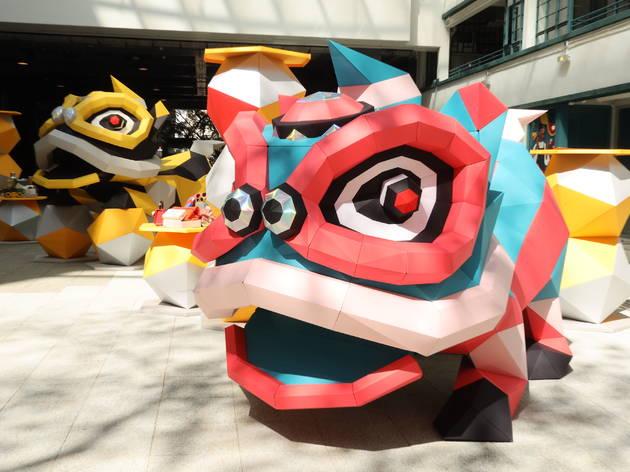 PMQ Chinese New Year