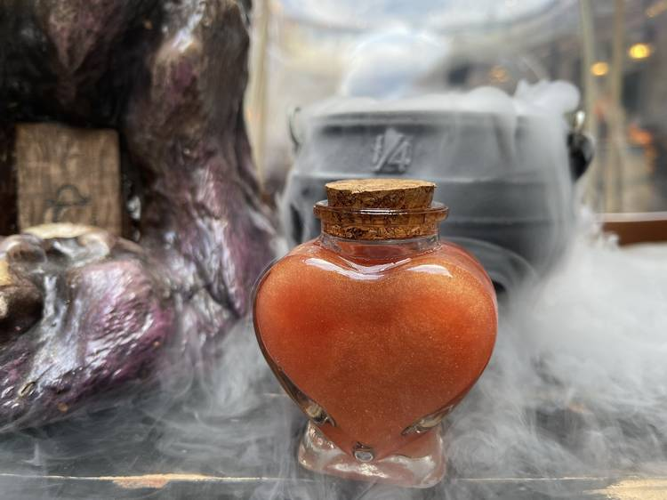 Take a love potion class at The Cauldron
