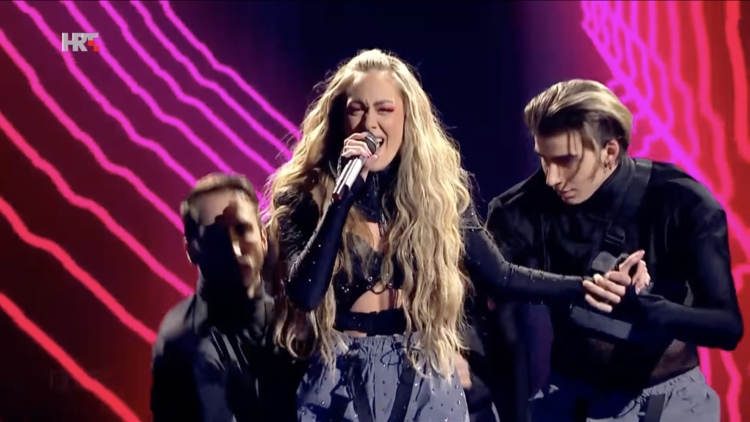 Albina, Dora, eurovision