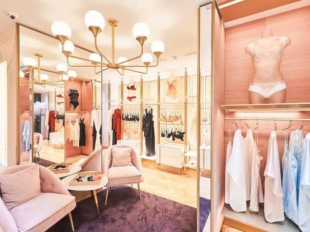 編輯推介香港六間時尚內衣店