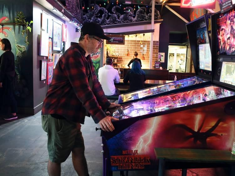 Netherworld Arcade