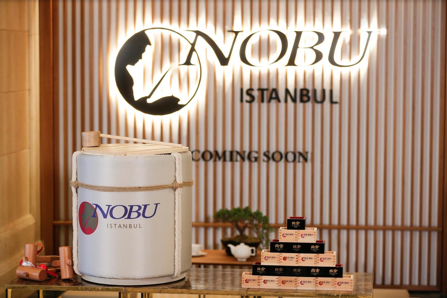 Nobu'nun İstanbul çıkarması