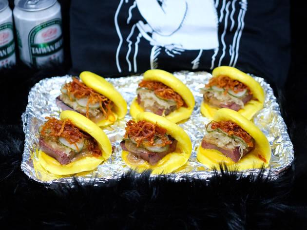 BAO x BAM meal kit