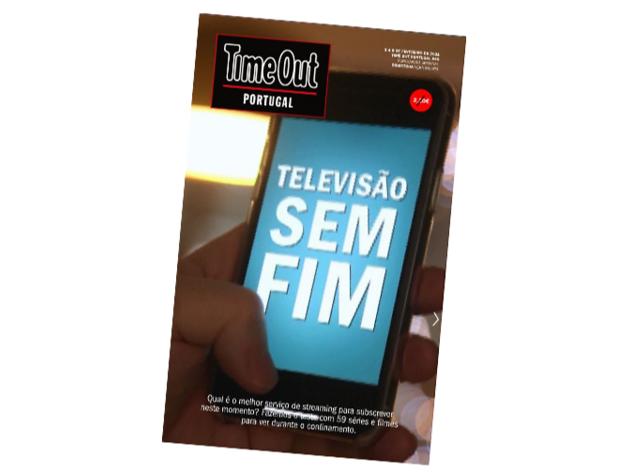 Televisão sem fim