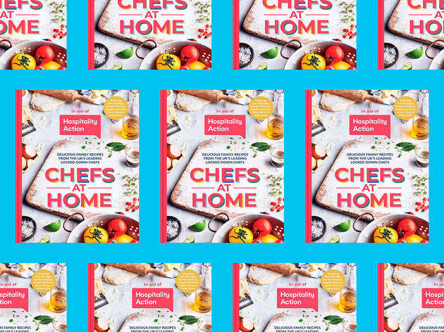 Chefs At Home recipe book