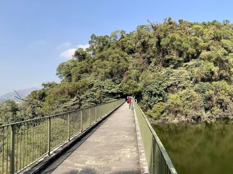 清潭水塘:灌溉清泉