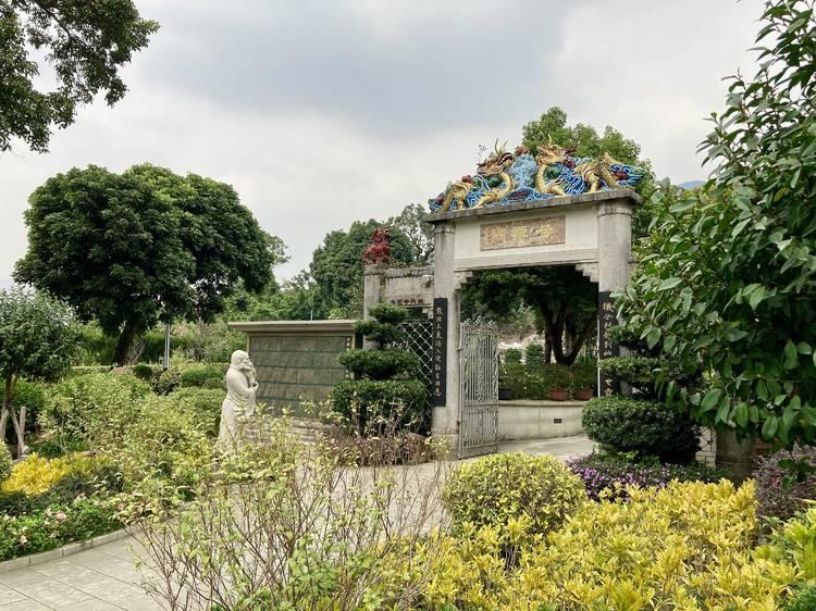 凌雲寺:歷史古寺