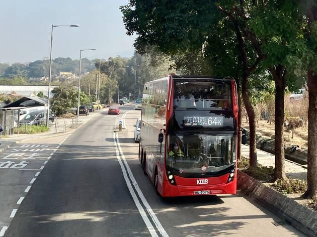 新界巴士遊:大埔元朗九大好去處