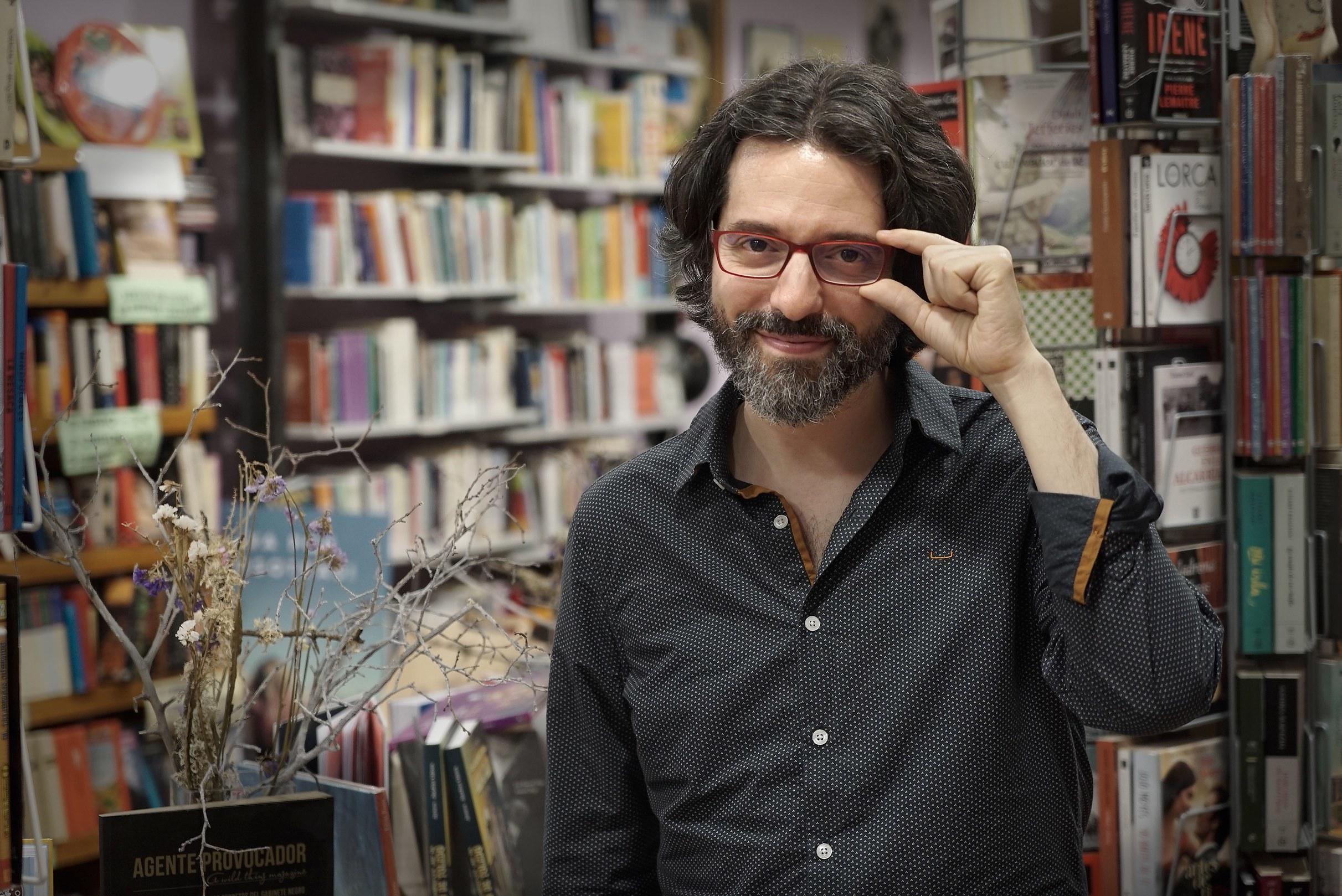 Andrés Neuman, CASA SEAT, Cafés Literarios