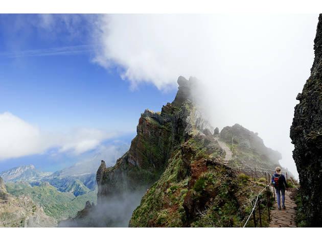 Dez trilhos e levadas para fazer na Madeira