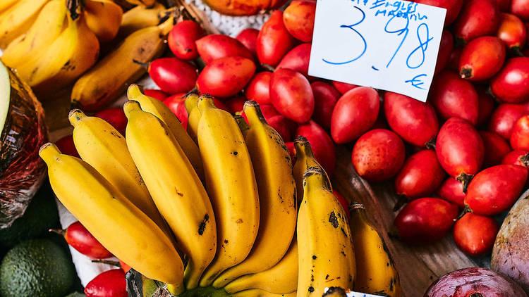 Tour ao Mercado de Santo da Serra
